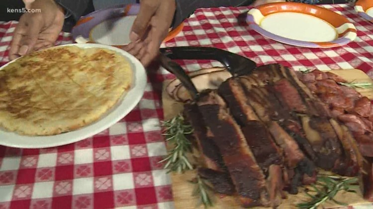 Savory taste of barbeque takes Neighborhood Eats to Leon Valley