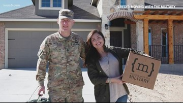 Texas woman's web series transforms military families homes and their lives