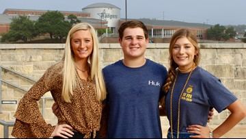 Comal County students raise more than $100,000 to fight cancer | Kids Who Make SA Great