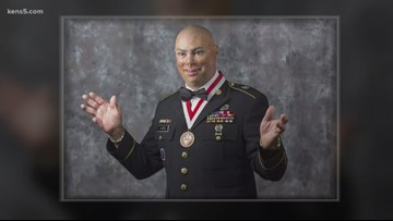 Army vet spreads inspirational message | MISSION SA