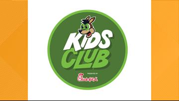 San Antonio Spurs announce 'Coyote Kids Club'