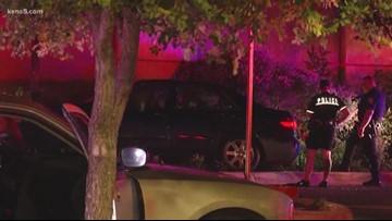 Four men shot following argument downtown