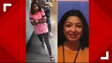 Have you seen this missing 14-year-old?