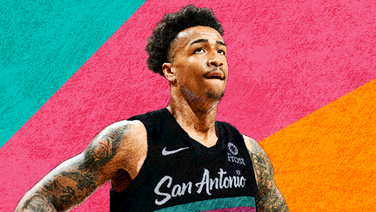 John Collins could be the perfect piece to add to the Spurs' youth movement this summer