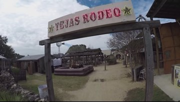 Texas Outdoors: Rodeo roping 101