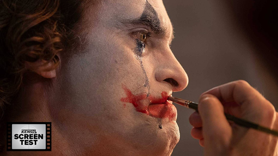 Review: 'Joker' reimagining is an artificial, bloody circus without a punchline