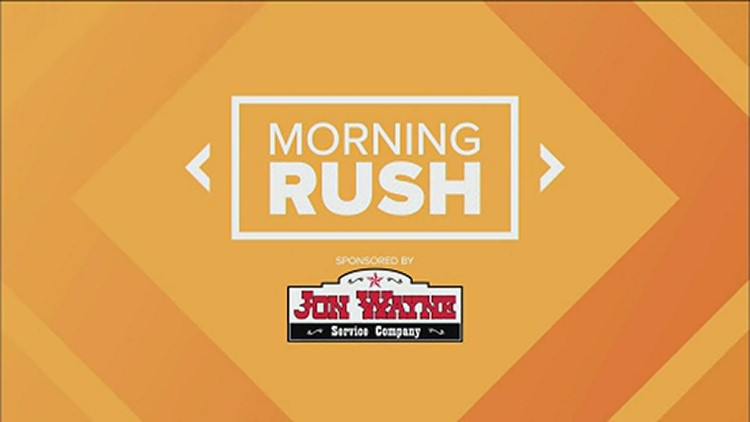 Morning Rush: Officers shoot armed suspect, VA requires employee vaccinations, TX and OK not renewing media rights & Levar Burton hosts 'Jeopardy!'