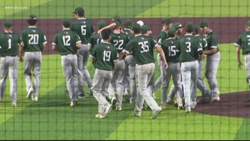 Reagan baseball looking to get over the hump with state championship