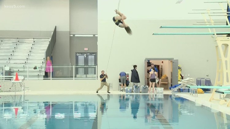 Making a big splash with Alamo Area Aquatics   Texas Outdoors