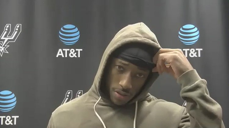 DeMar DeRozan says Spurs are better than their record after 107-87 loss to Heat