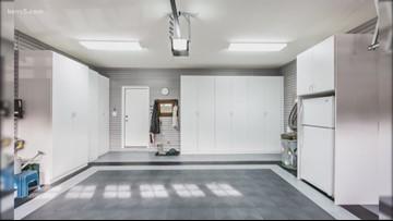 Transform your garage into a trendy storage space