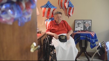 Pearl Harbor survivor, SA man celebrates 96th birthday