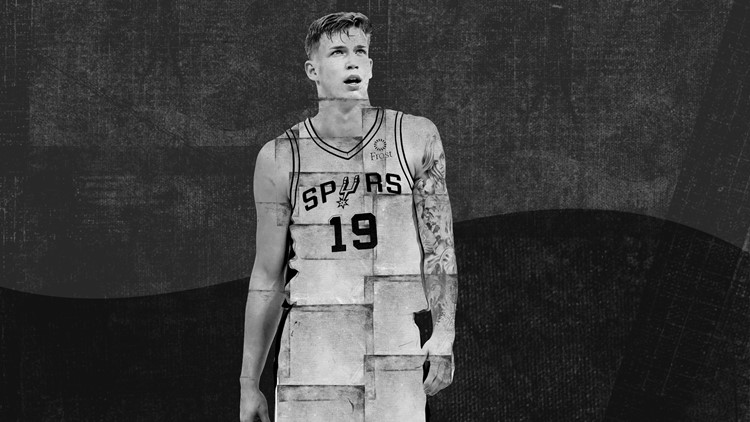 Low Voltage: What went wrong with Luka Šamanić and the San Antonio Spurs?