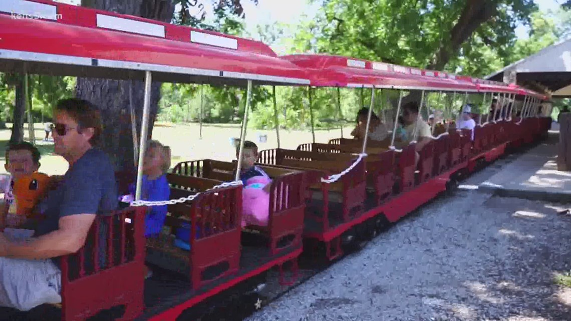 Texas Outdoors: 50 years since great (little) train robbery
