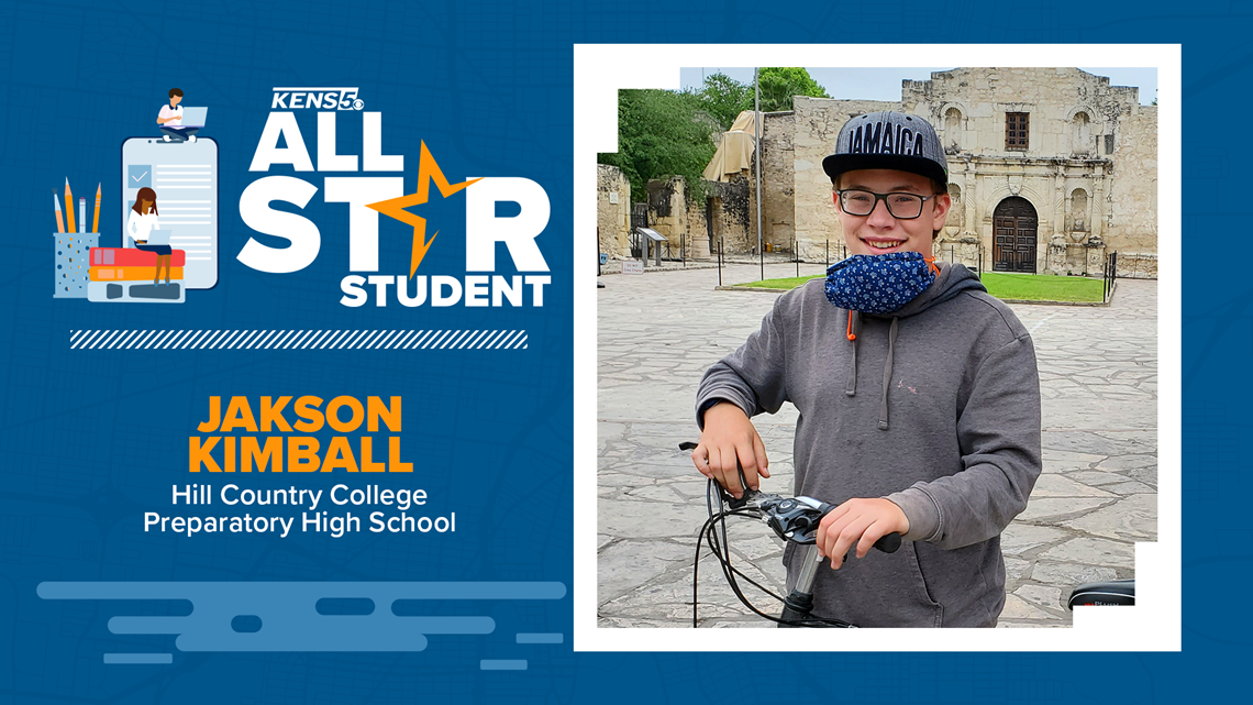 All-Star Student: Comal ISD student is always doing the right thing
