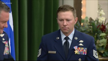 South Texas solider honored with Silver Star Medal