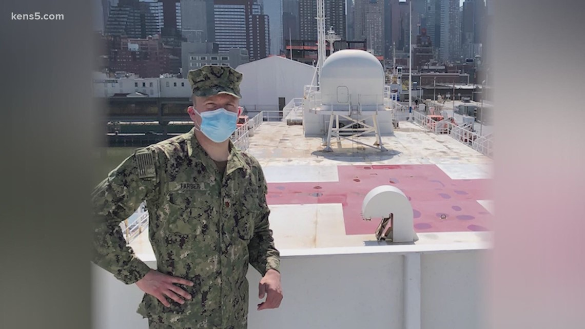 Mission SA: San Antonio doctor back from fighting coronavirus on deployment in New York