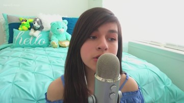 13-year-old writes song of hope during coronavirus pandemic