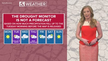 What is the drought monitor? | WEATHER MINDS