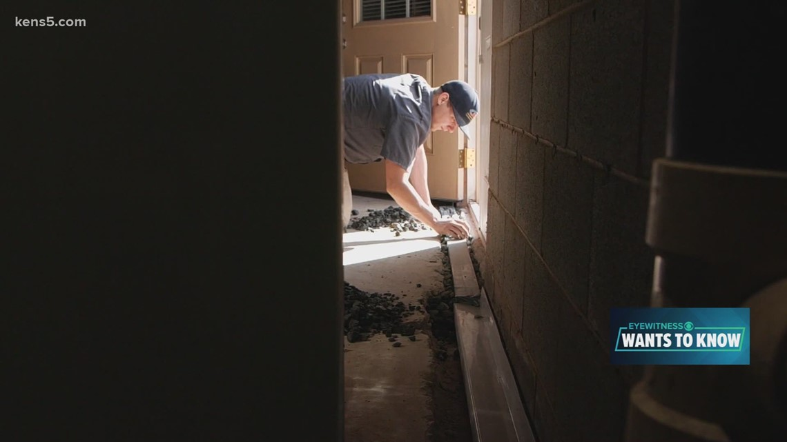 San Antonio cited as one of the worst US metros for home foundation issues. Here's why.
