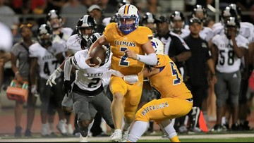H.S. PLAYOFFS: Clemens offense in good hands with DiDomenico at the controls