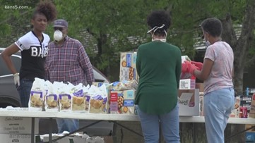 'These are unprecedented times': SA Food Bank utilizing online registration to help speed up distribution, but more help is needed