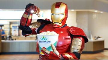 Santikos opens more theaters for opening night of 'Avengers: Endgame'