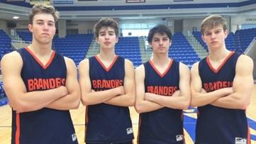 Brandeis boys basketball team set standard for school's athletic program