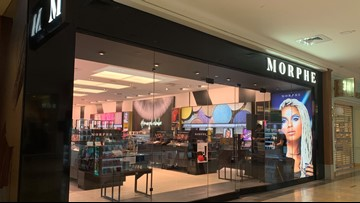 Morphe makeup store now open at North Star Mall