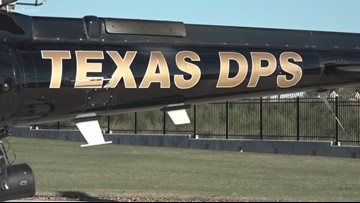 DPS trooper reunited with chopper troopers who saved his life