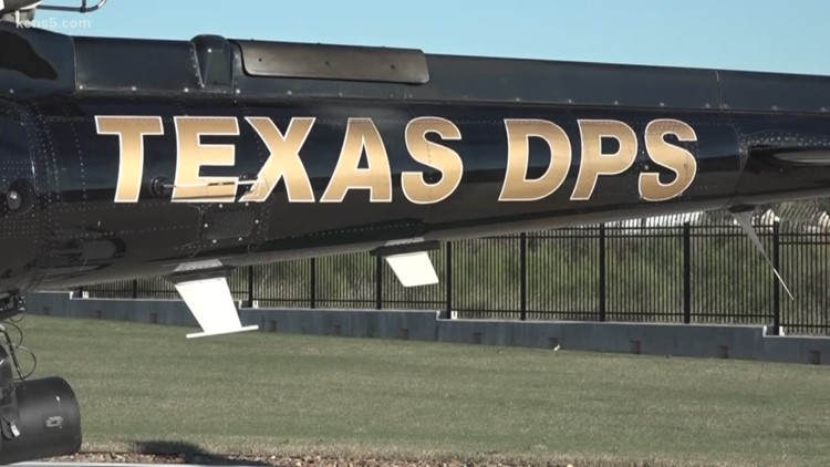 DPS trooper flown to San Antonio hospital after being struck by stolen ambulance, authorities say