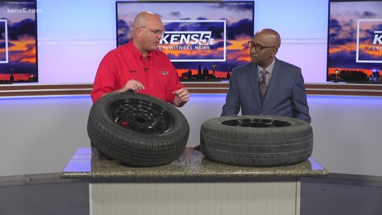 Make sure your tires are ready for those summer road trips