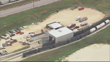 OSHA investigation finds serious violations at railcar cleaning business where 2 killed in explosion, records show