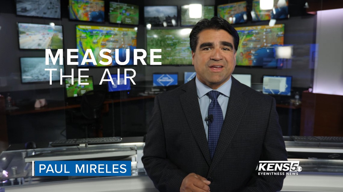 WEATHER MINDS with Paul Mireles: South Texas allergy season lasts all year long