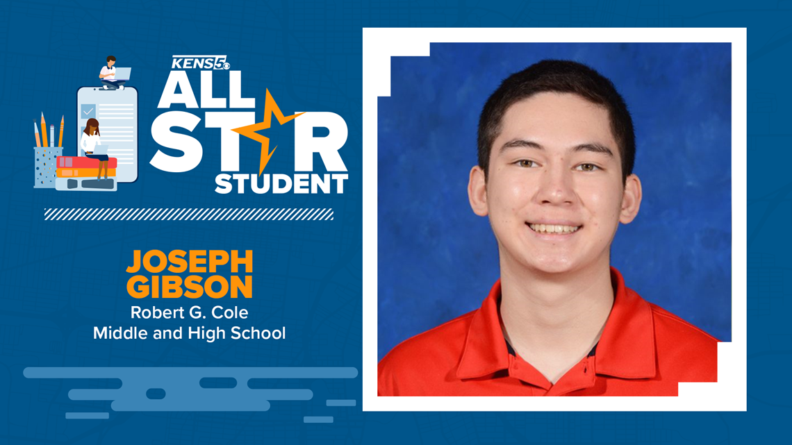 All-Star Student: From academics to service, this Fort Sam Houston ISD 10th grader is doing it all