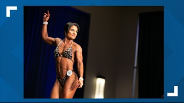 Army veteran defies the odds and becomes a body builder