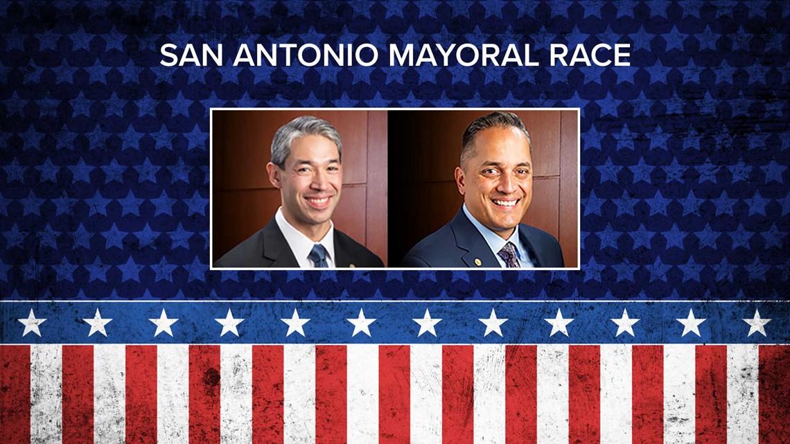 Who has the edge in San Antonio's mayoral race?