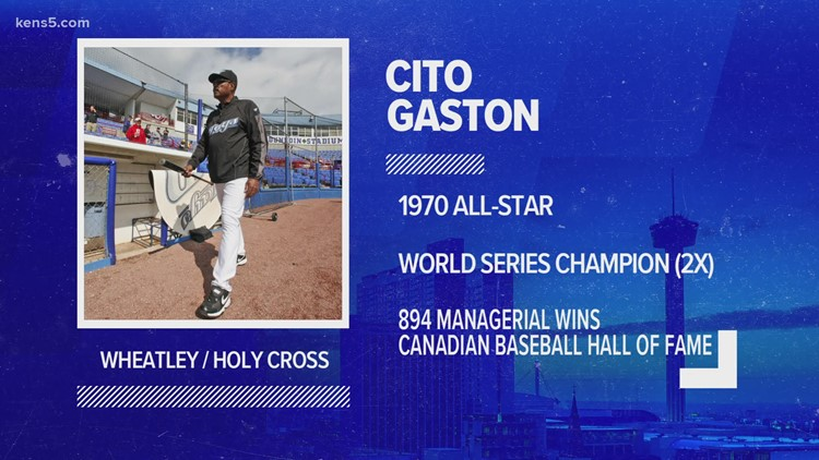 Black History Month: Cito Gaston