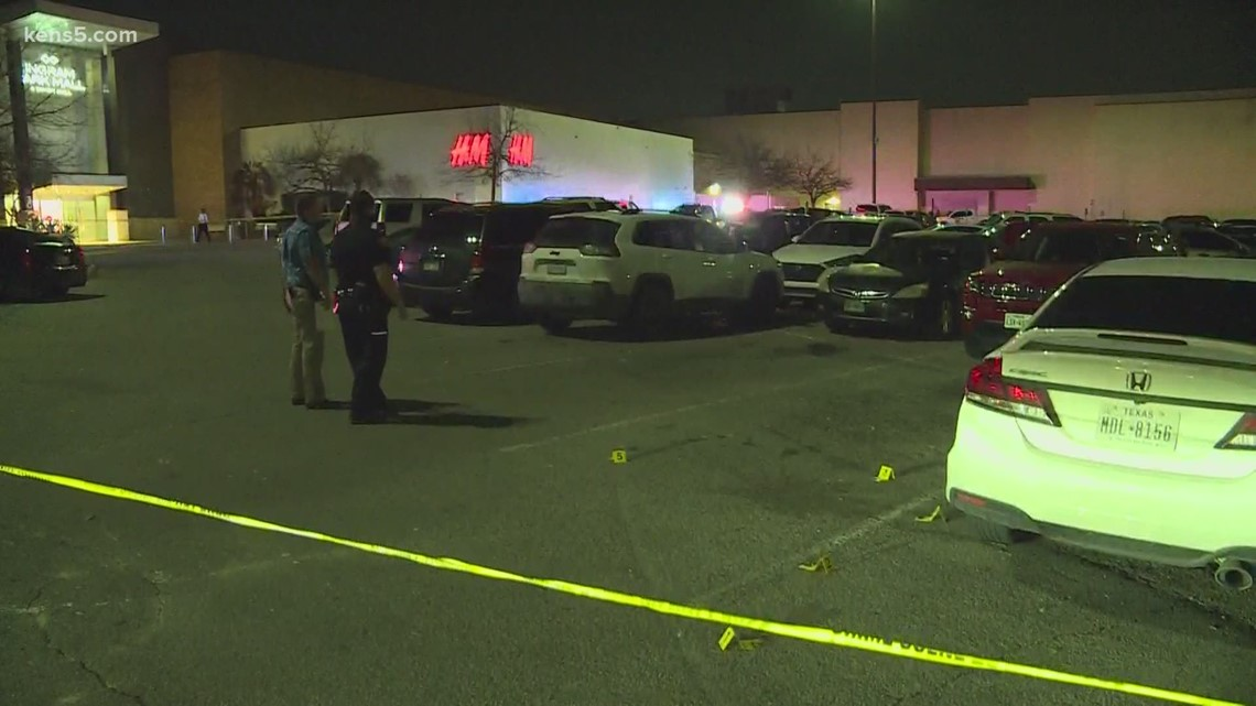 1 injured in shooting outside Ingram Park mall, authorities say