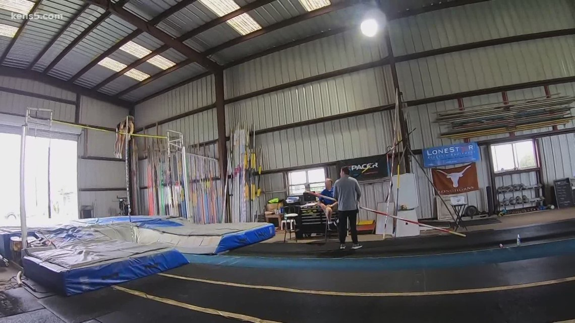 What it's like in the life of a pole vaulter