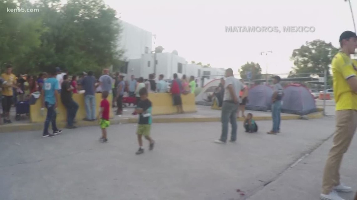 Immigration hearings begin: Migrants seeking asylum forced to wait in Mexico until cases heard