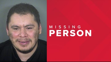 Police: Missing man 'poses a credible threat' to his health, safety
