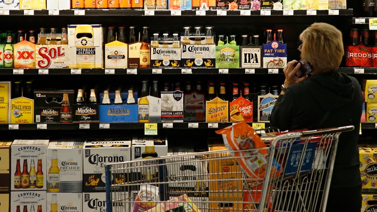 Texas House moves to allow Sunday beer and wine sales