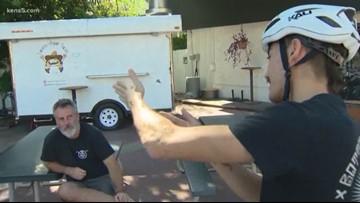 Cyclist installs bike cam to catch dangerous drivers