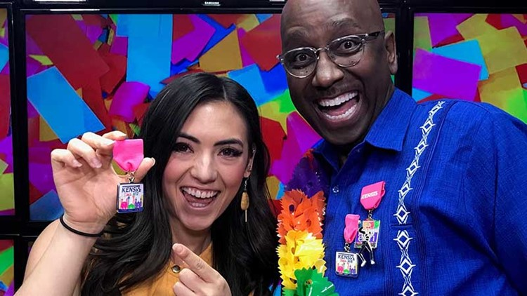 Where can I get KENS 5's 2019 Fiesta medals?