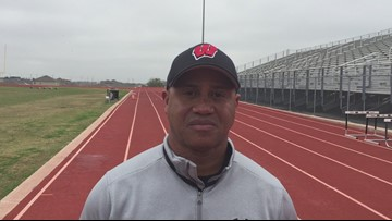 Wagner coach Charles Bruce on the rematch with Alvin Shadow Creek