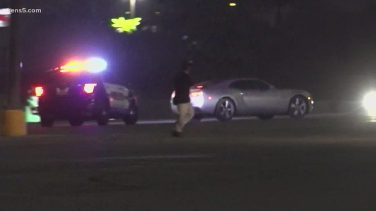 SAPD trying to put a stop to street racing and dangerous driving
