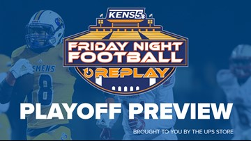 The high school football playoff preview | Friday Night Football Replay