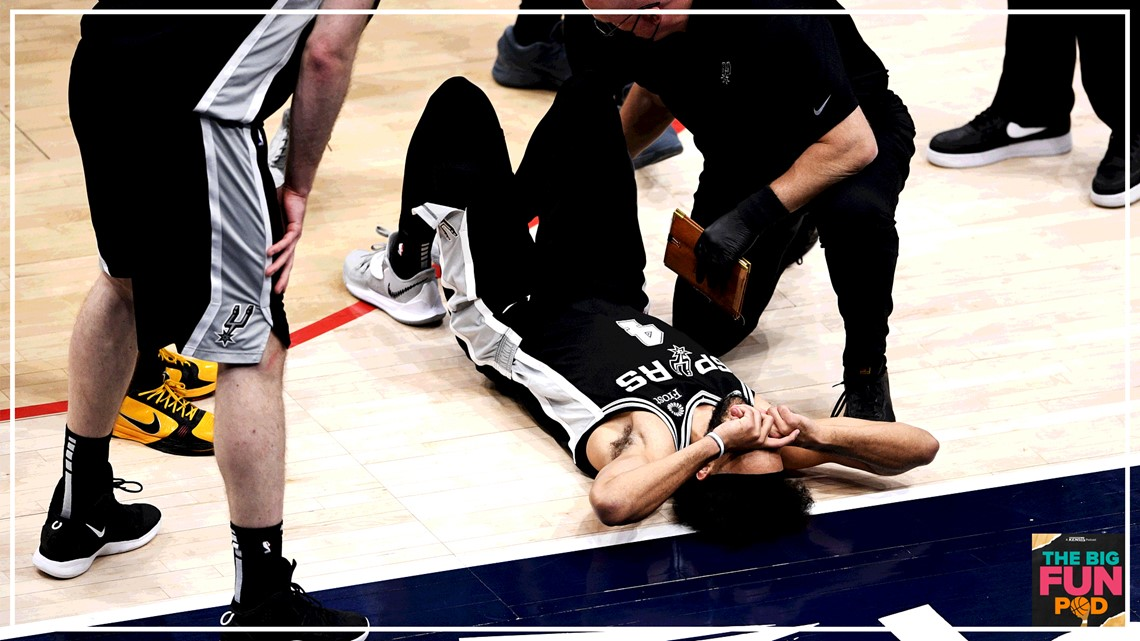 Learning to live without Derrick White   The Big Fundamental Podcast