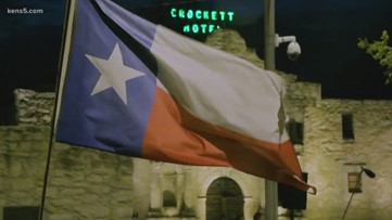 Heroes of the Alamo are remembered, 184 years later